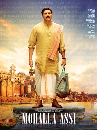 Mohalla Assi Poster