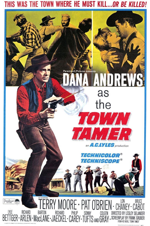 Town Tamer Poster