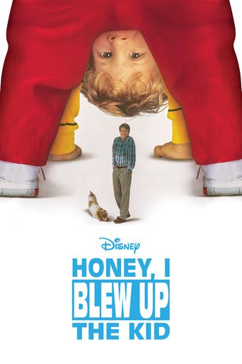 Honey, I Blew Up the Kid Poster