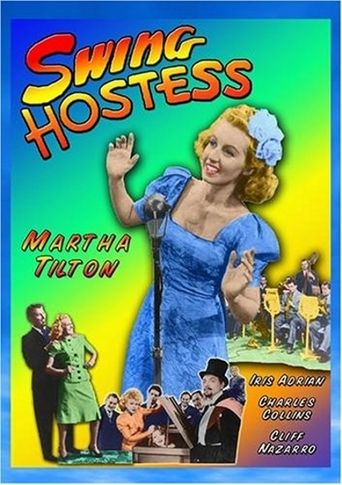 Swing Hostess Poster