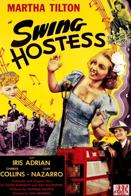 Swing Hostess Poster