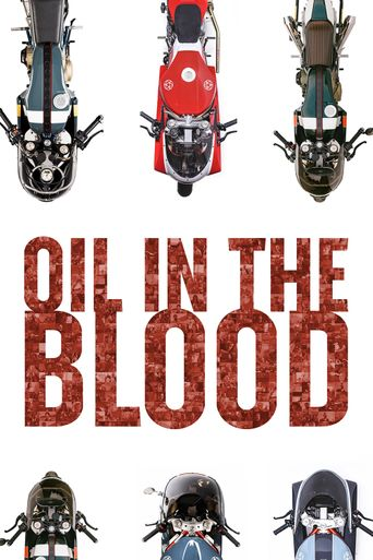 Oil in the Blood Poster