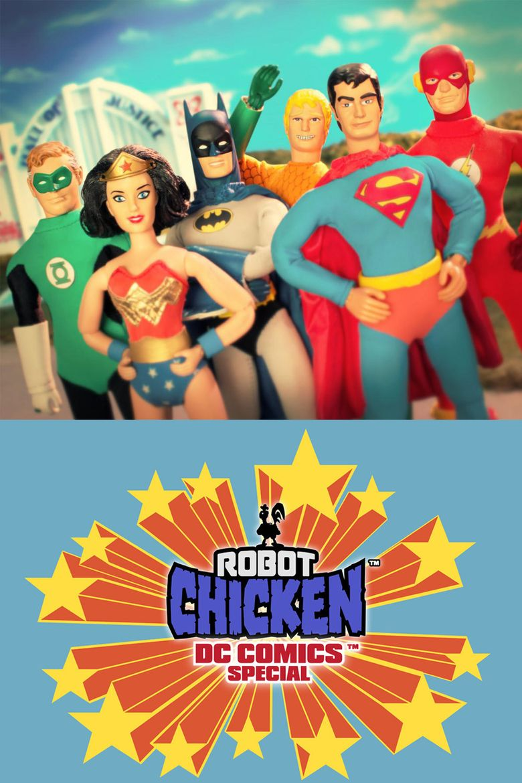 Robot Chicken DC Comics Special III: Magical Friendship Poster
