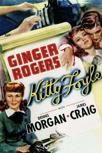 Kitty Foyle Poster