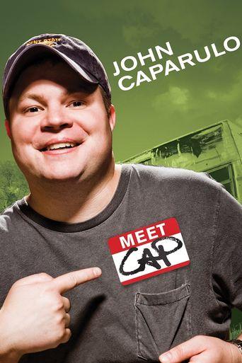 John Caparulo: Meet Cap Poster