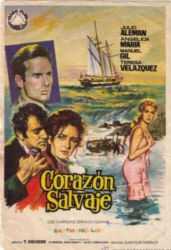 Corazón salvaje Poster