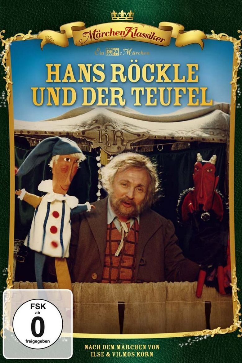 Hans Röckle and the Devil Poster