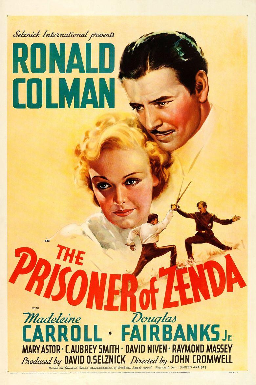 Watch The Prisoner of Zenda