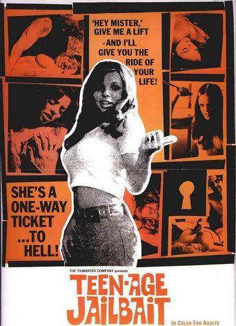 Teen-Age Jail Bait Poster