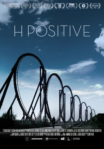 H Positive Poster