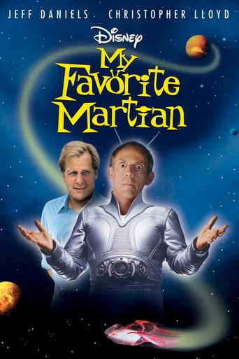 Watch My Favorite Martian