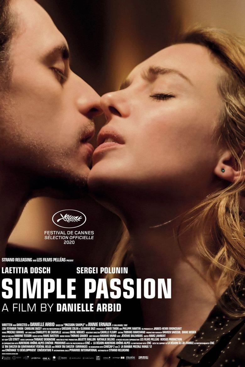 Passion Simple Poster
