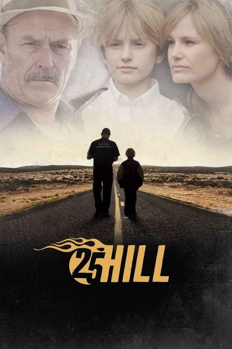 25 Hill Poster
