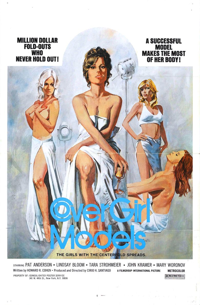 Cover Girl Models Poster
