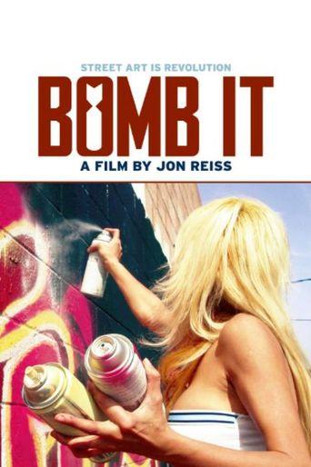 Bomb It Poster