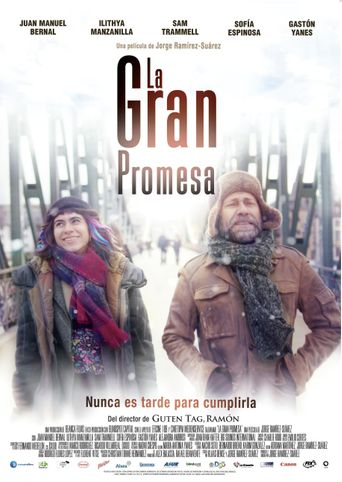 The Big Promise Poster