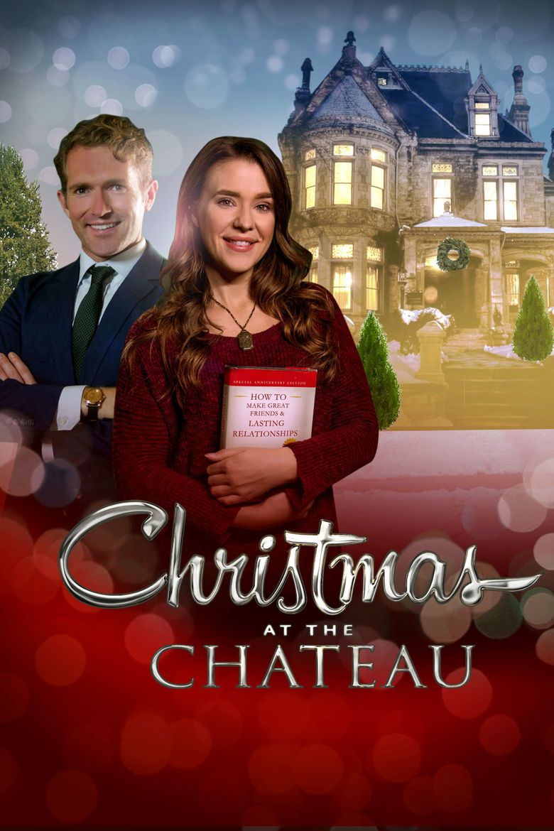 Christmas at the Chateau Poster