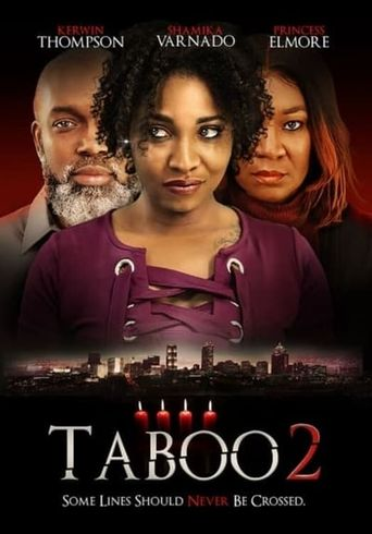 Taboo 2 Poster