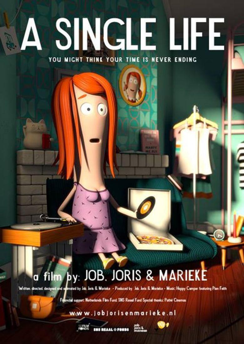 A Single Life Poster