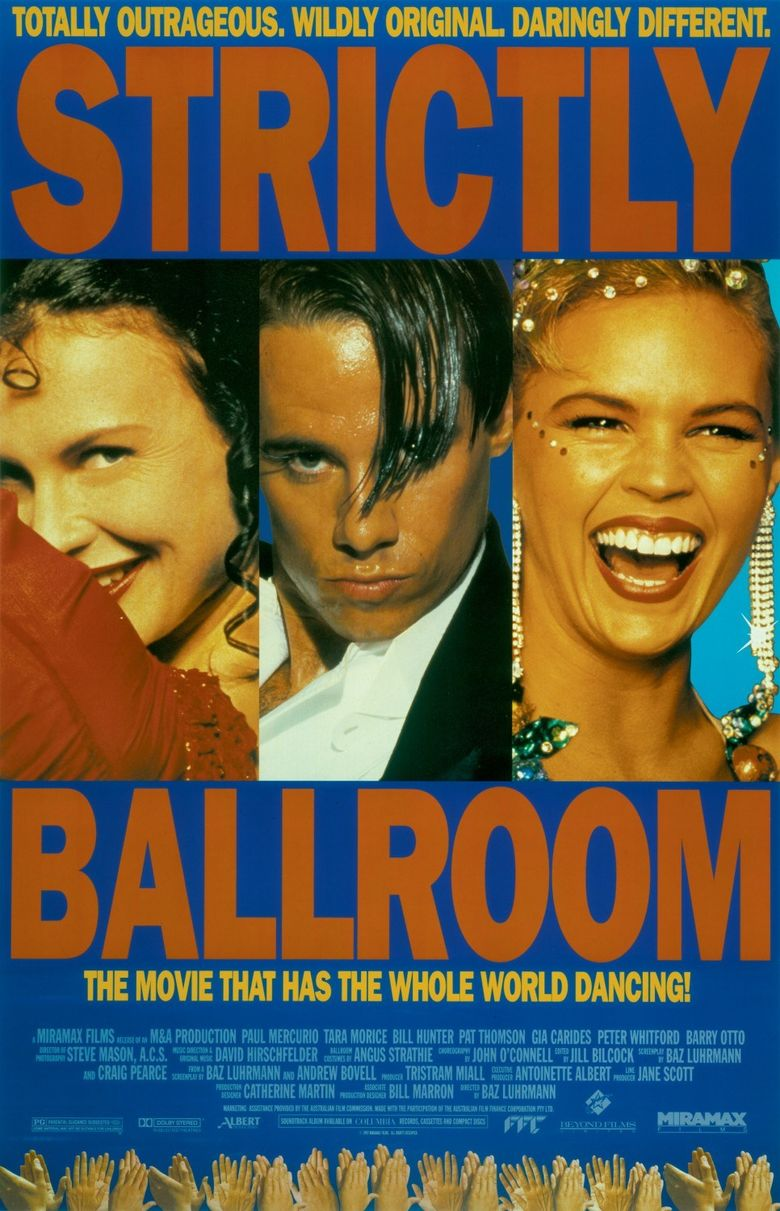 Watch Strictly Ballroom