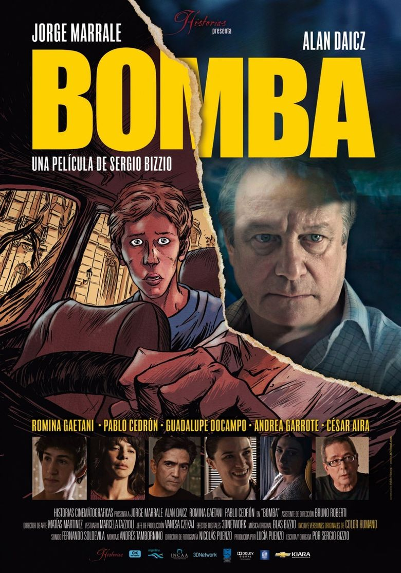 Watch Bomba