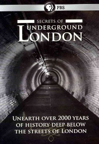 Watch Secrets of Underground London