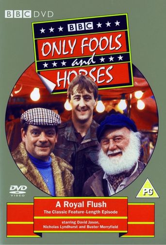Only Fools and Horses - A Royal Flush Poster