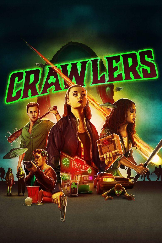 Crawlers Poster