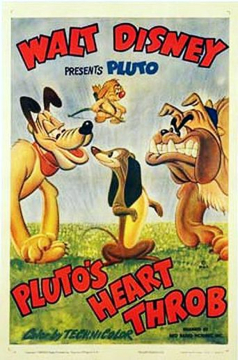 Pluto's Heart Throb Poster