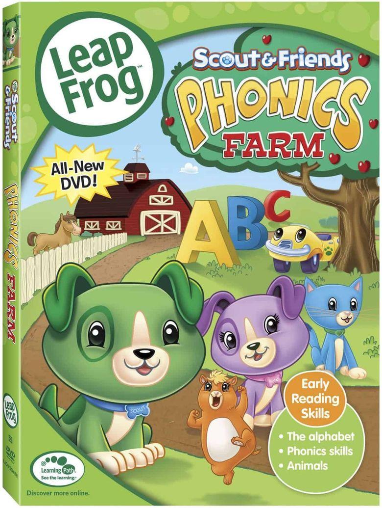 LeapFrog: Phonics Farm Poster