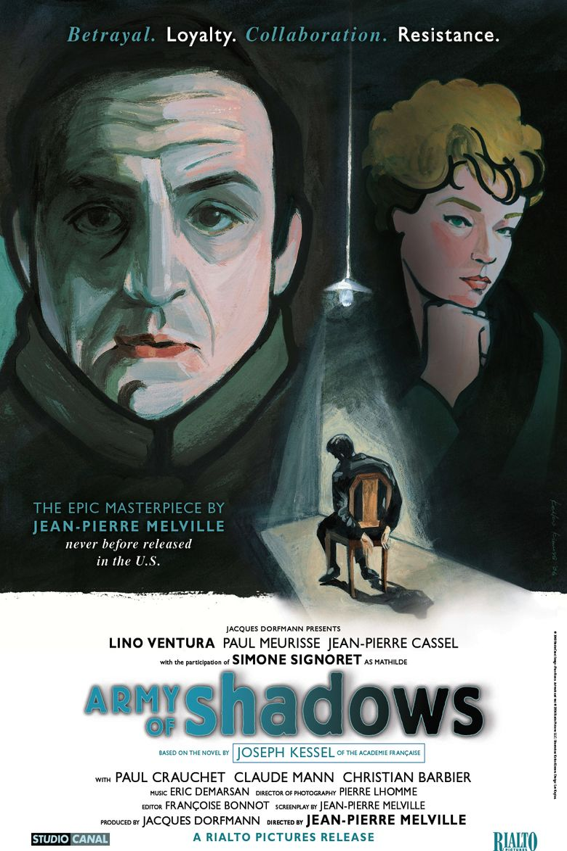 Watch Army of Shadows