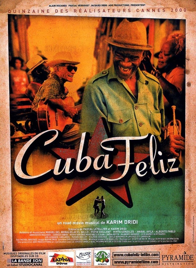 Cuba Feliz Poster