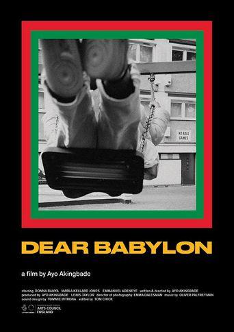 Dear Babylon Poster