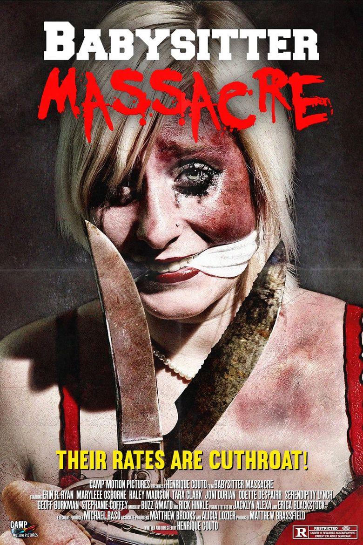 Babysitter Massacre Poster