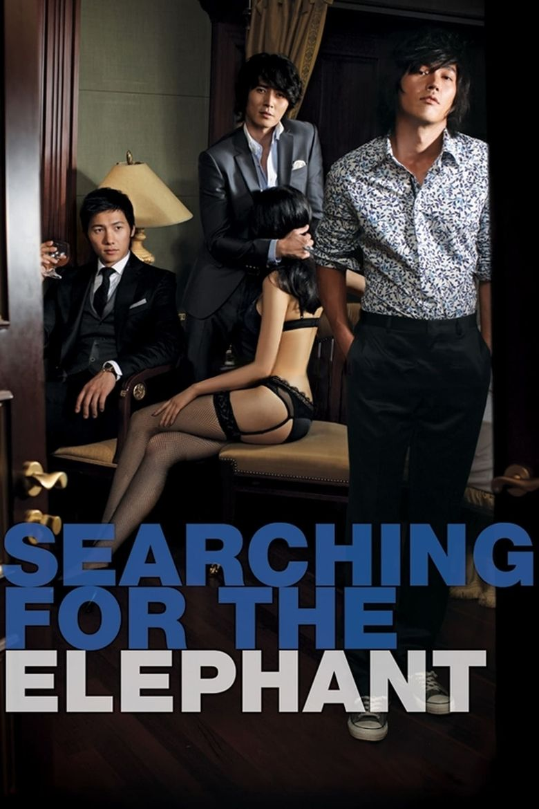 Searching for the Elephant Poster