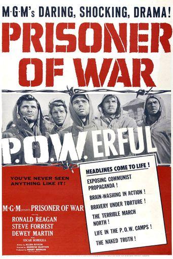 Prisoner of War Poster