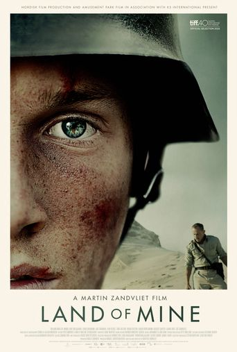 Land of Mine Poster