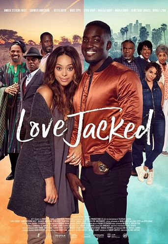 Love Jacked Poster