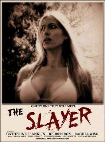 The Slayer Poster