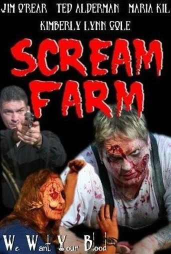 Scream Farm Poster