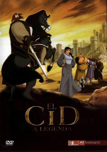 El Cid: The Legend Poster
