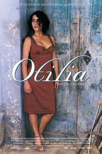 Otilia Rauda Poster