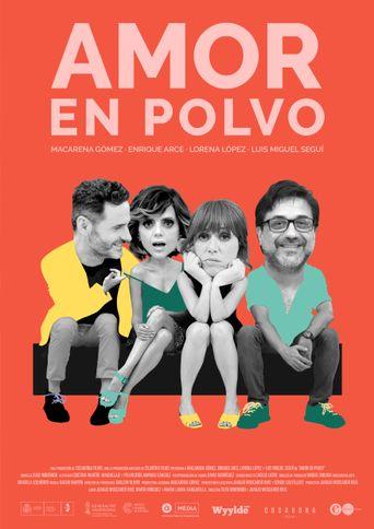 Amor en polvo Poster