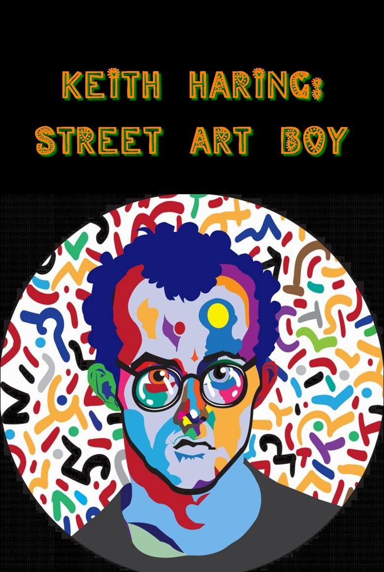 Keith Haring: Street Art Boy Poster