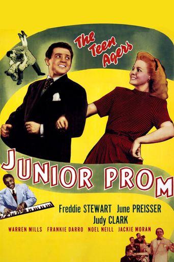 Junior Prom Poster