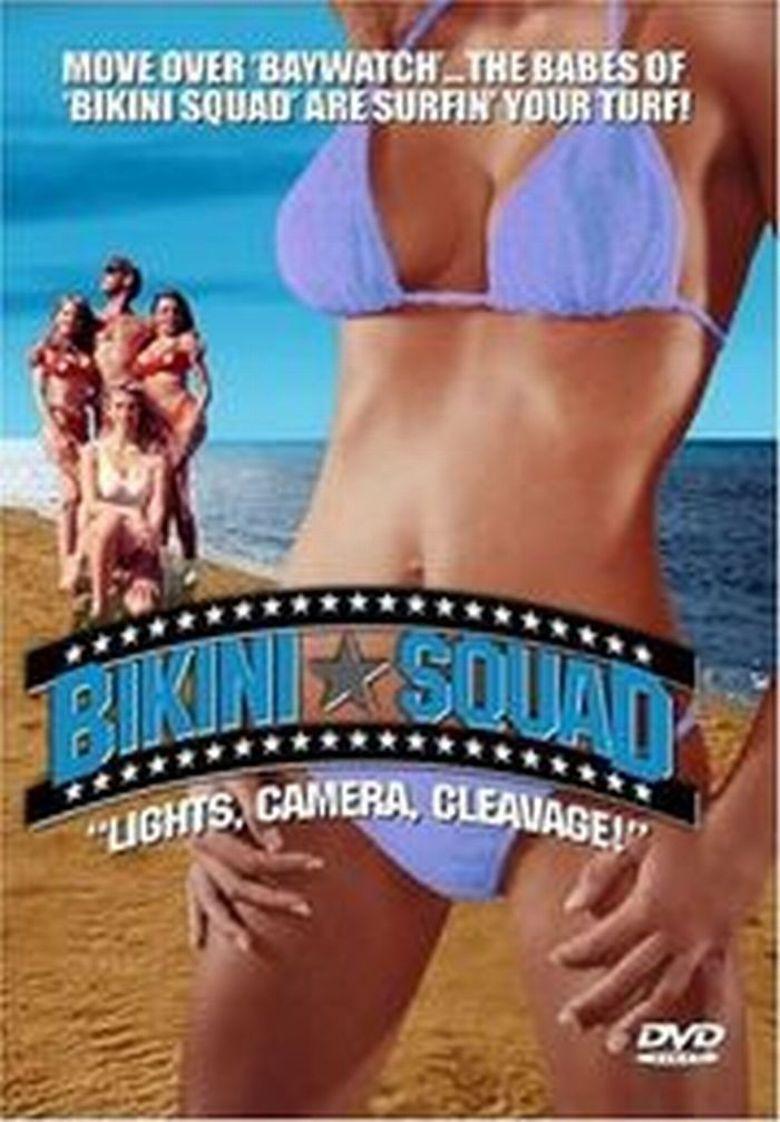 Bikini Squad Poster