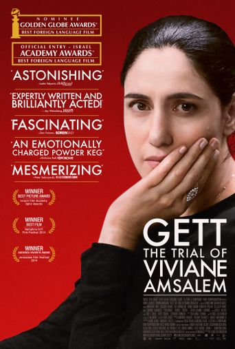 Watch Gett: The Trial of Viviane Amsalem