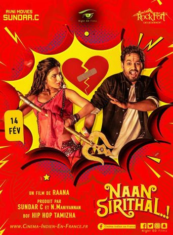 Naan Sirithal Poster