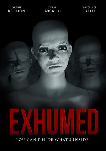 Exhumed Poster