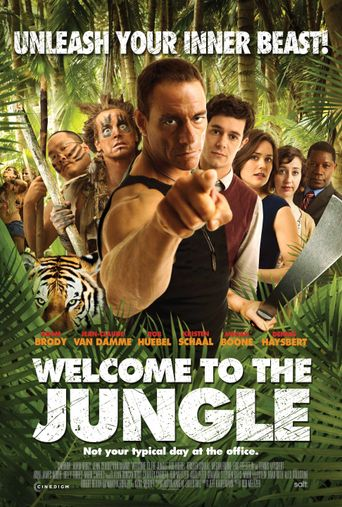 Watch Welcome to the Jungle